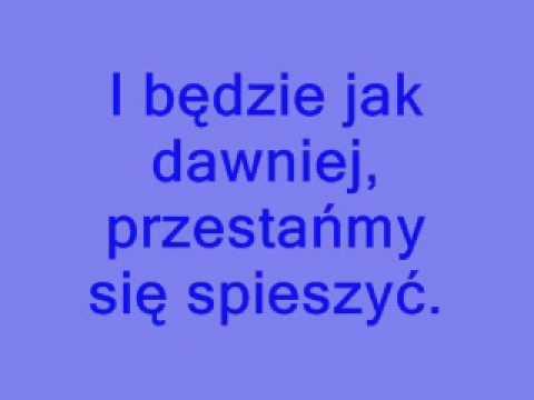 Sylwia Grzeszczak - Małe Rzeczy Tekst