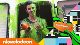 Download Lagu Shawn Mendes Gets SURPRISE SLIMED by Jace Norman❗| Kids' Choice Awards 2018 | Nick Gratis STAFABAND