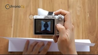 Chrono24 Presents: How to take good watch pictures