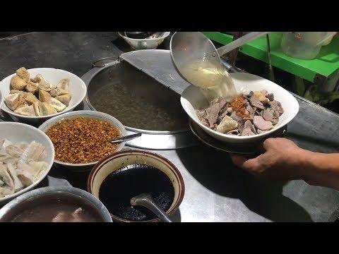 TERLARIS DAN ENAK !! MASAKNYA PAKE ARANG MAKANNYA PAKE DAUN SIMPUR | PONTIANAK STREET FOOD #267