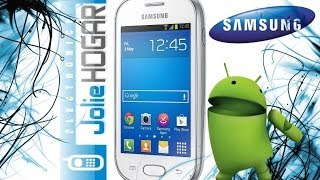 como rootear samsung galaxy fame GT-S6810M (L,P)