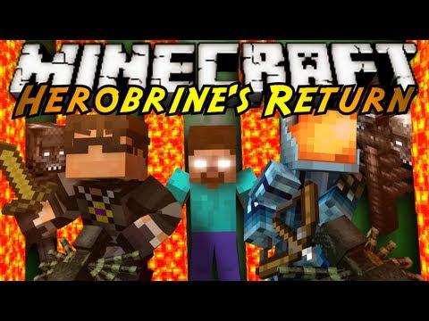 Minecraft: Herobrine's Return Part 3!