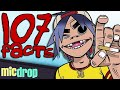 107 Gorillaz Music Facts YOU Should Know  Ep   19  - MicDrop