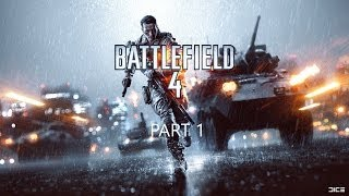 Battlefield 4 gameplay part 1 - single-player