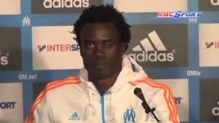 Modou Sougou : « Dans ma tête, c'est OM, OM, OM »