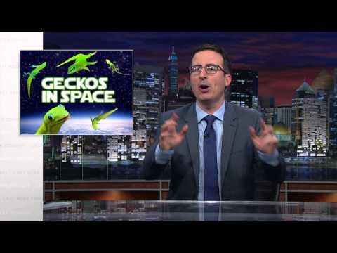 #GoGetThoseGeckos: Last Week Tonight with John Oliver (HBO)