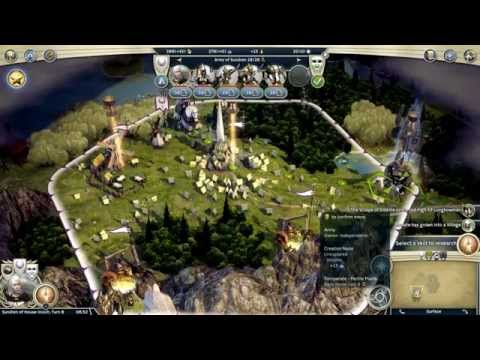 Age of Wonders III Gameplay (PC HD)