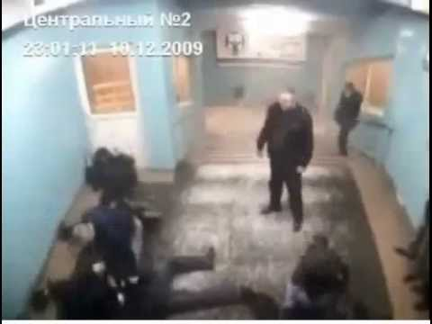 Old Man Beats Up Four Robbers