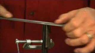 Gunsmithing - How to Shorten and Recrown a Rifle Barrel with Hand Tools