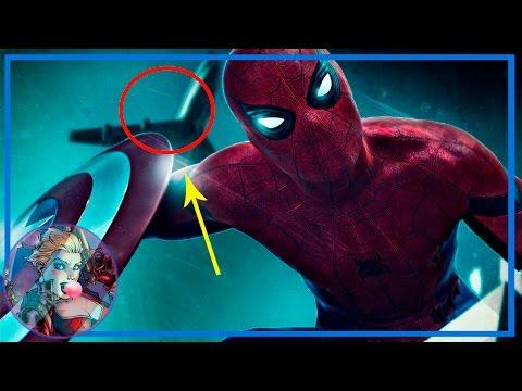 НА ЧТО СПОСОБЕН ЧЕЛОВЕК - ПАУК в ПЕРВОМ МСТИТЕЛЕ: ПРОТИВОСТОЯНИЕ? Spider-man. CIVIL WAR. MARVEL.