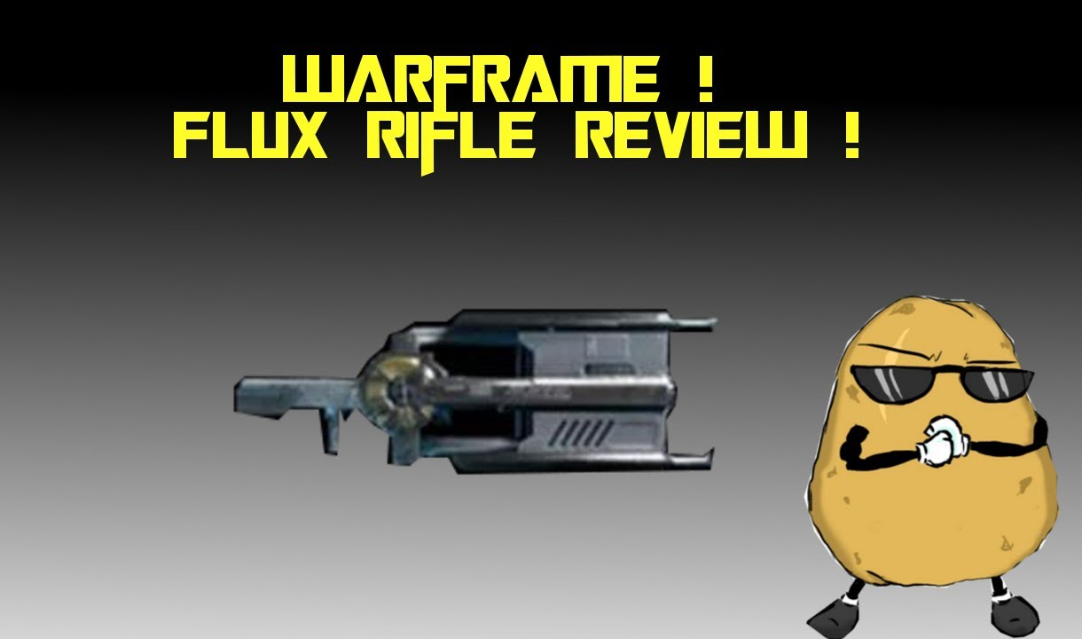 how to build flux rifle warframe