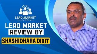 Lead Market Success Story 1  Shashidhara Dixit  Le
