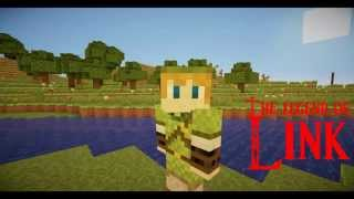 THE LEGEND OF ZELDA RAP [Minecraft Parodie Smosh]