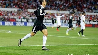 Sevilla 2-3 Real Madrid Goles Audio Cope 04/05/15 LIGA BBVA