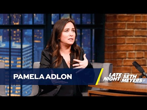 Pamela Adlon on Giving Louis C.K. Acting Tips