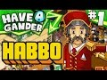 Habbo Hotel: How I Met Toby (1 of 2)