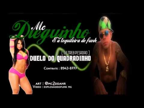 Mc Dieguinho - Duelo do quadradinho 2013 [ DJ treb pesadão ]