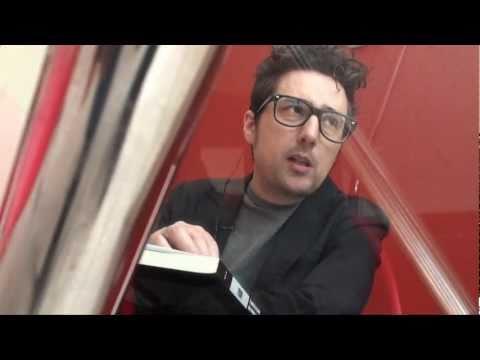Patricio Pron: las Autobiografías Son Lo Más Irrelevante De Un Escritor video