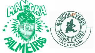 MANCHA VERDE - Gritos Da Torcida do Palmeiras