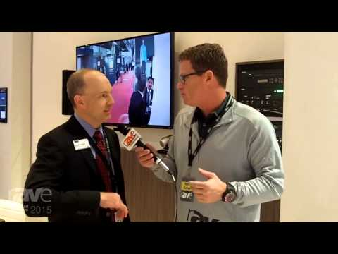 ISE 2015: Gary Kayye Talks with Shaun Robinson, VP of Product Management for Harman's AMX
