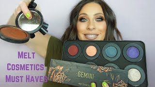 MELT COSMETICS // My Must Have Products - Now On Beauty Bay!!