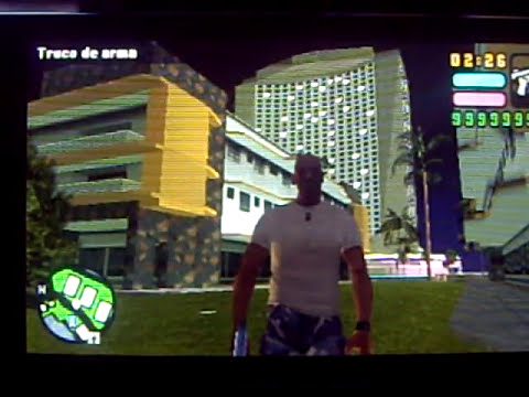 TRUCOS PARA EL GTA VICE CITY STORIES