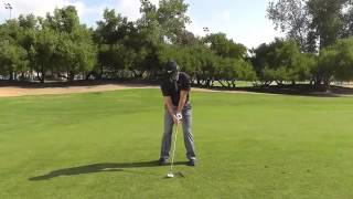New Thorbjorn Olesen swing