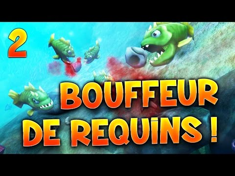 Feed And Grow Fish Ep 2 Bouffeur De Requins D