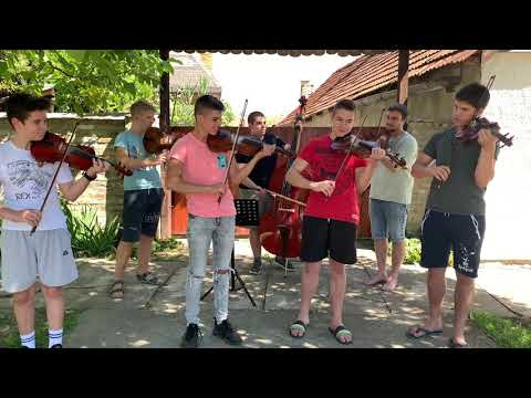 Csermely zenekar - Kalotaszegi magyar pár