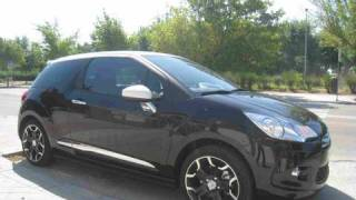 play citroen ds3 16thp supersprint exhaust revving. Black Bedroom Furniture Sets. Home Design Ideas