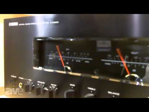 CEDIA 2013: Yamaha Showcases Two-Channel HiFi with AS3000