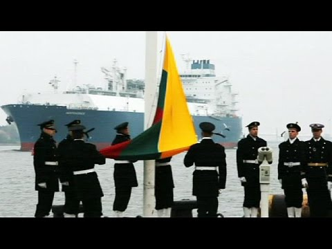 Lithuania declares energy independence with offshore gas terminal