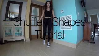 Shuffle X Shapes Tutorial 4