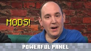 MINECON Earth community panel - Modded Minecraft: Playing with Power