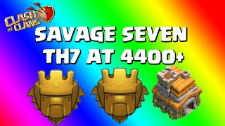 Savage Seven Co-Leader Dankbuds Becomes The 3rd TH7 to Reach Titan 2 - 4400!