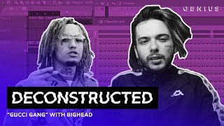 "Download Lagu The Making Of Lil Pump's ""Gucci Gang"" With Bighead 