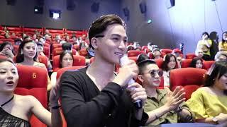 Ali Hoàng Dương, Chi Dân, Hoàng Tôn bảnh bao cùng dàn sao đến mừng PM Band ra mắt MV
