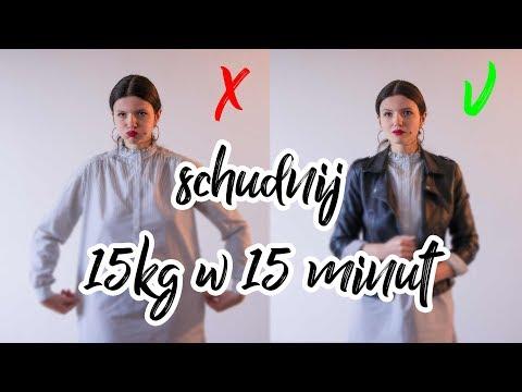 Schudnij 15kg W 15 Minut! * STYLE VLOG #1 *