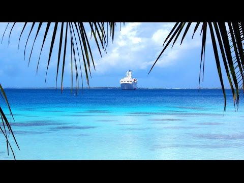 Tag33 Fakarava Südsee Tuamotu-Inseln Weltreise-Kreuzfahrt In 124 Tagen Um Die Welt