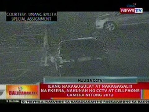 BT: Ilang nakagugulat at nakagagalit na eksena, nakunan ng CCTV at cellphone camera nitong 2012