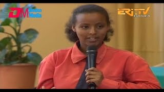 ERi-TV, #Eritrea: Bright Young Girl Wishes To Be The First Female Eritrean President