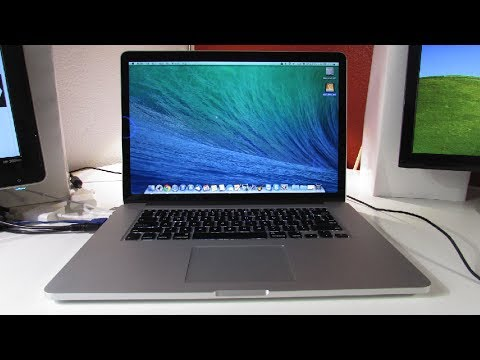 Review: 15 inch Apple MacBook Pro with Retina display (Late 2013)
