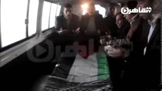 جنازة «غسان مطر» بحضور ضعيف للفنانين