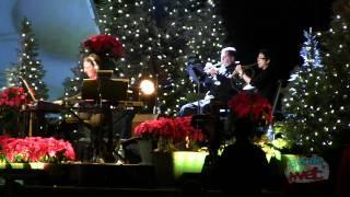 Mannheim Steamroller Performs Carol Of The Bells At 2011 Universal Studios Orlando Holidays