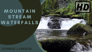 Forest Waterfall Nature Sounds Relaxing Birds Singing Natural Sound Of Water Relaxation