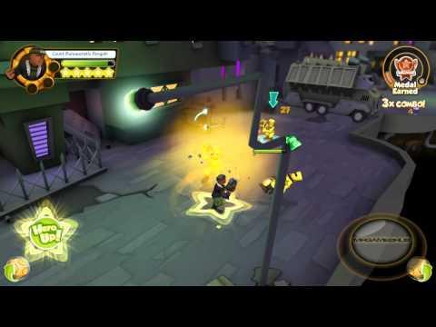 Marvel Super Hero Squad Online Nick Fury- HD