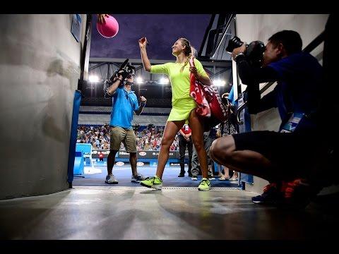 Victoria Azarenka: Dancing Queen - Australian Open 2015
