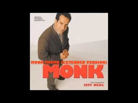 Jeff Beal - Monk Theme