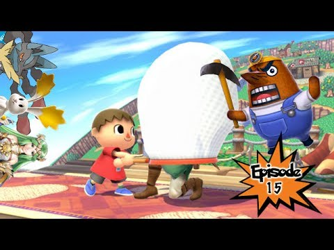 Yay Super Smash Bros! Ep15 - Final Smashes