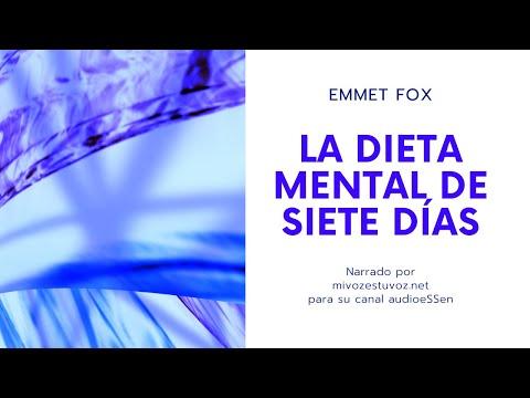 LA DIETA MENTAL DE SIETE DÍAS - Emmet Fox